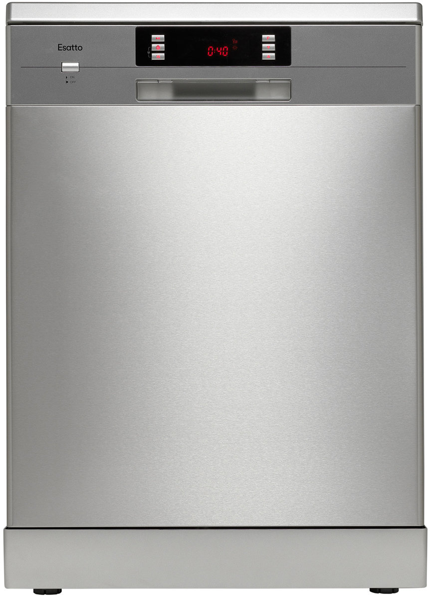 Esatto 60cm Freestanding Dishwasher EDW6CS