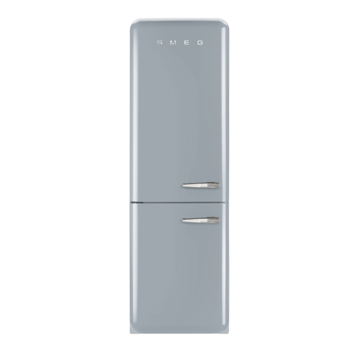 Smeg FAB32LSVNA1 326L Bottom Mount Fridge 64595