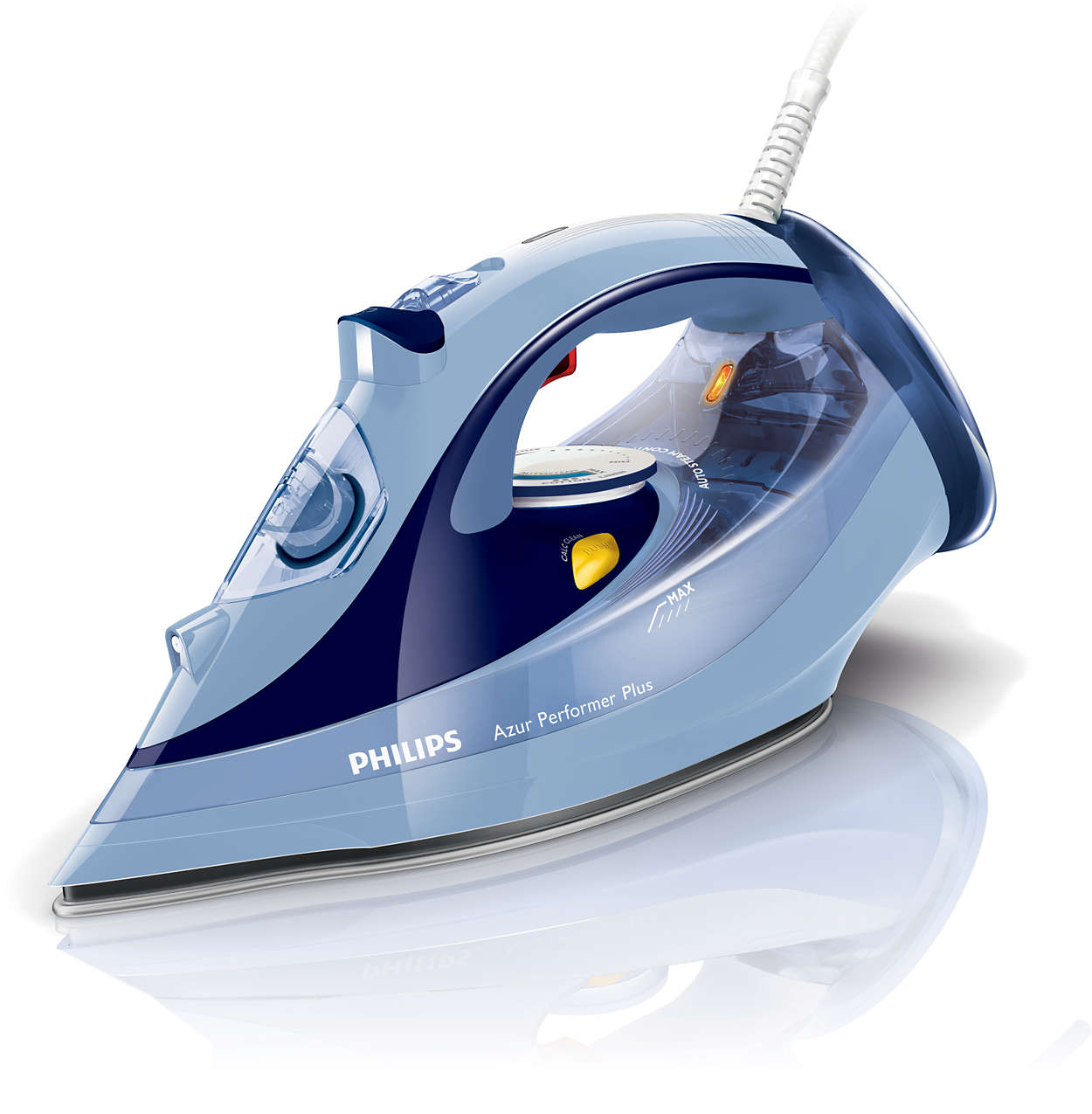 Azur ZGC3803 Performer Plus Steam Iron (Purple)