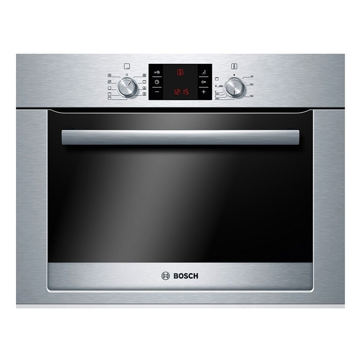 Bosch HBC53B550A 60cm Stainless Steel Electric Compact Built-in Oven