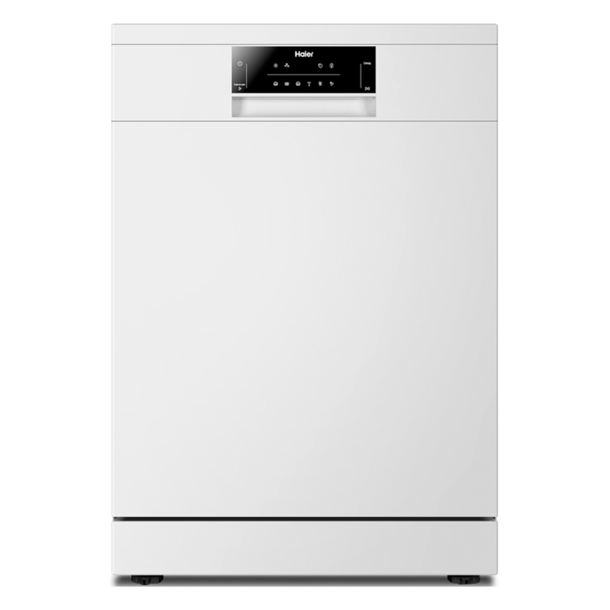Haier HDW13G1W Freestanding Dishwasher
