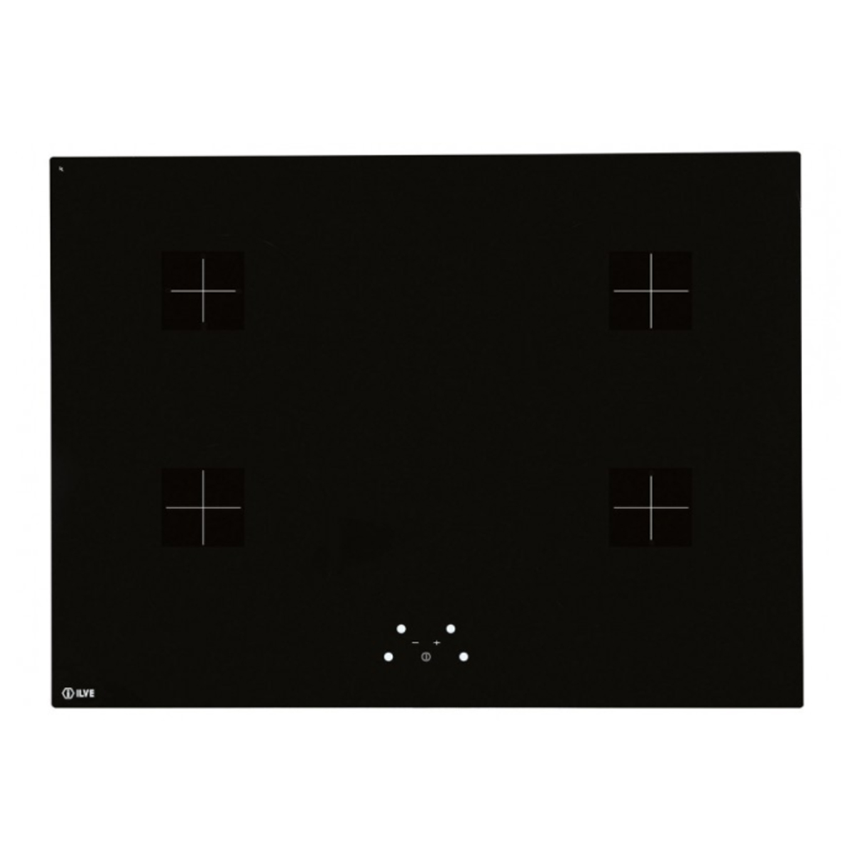Ilve INB74B 70cm Induction Cooktop with Boost
