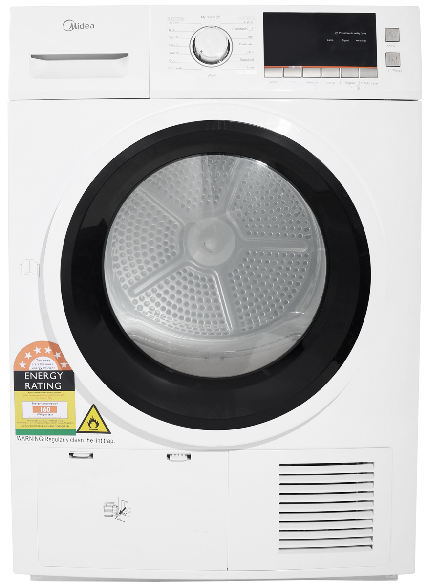 Midea MDHP07 7kg Heat Pump Dryer