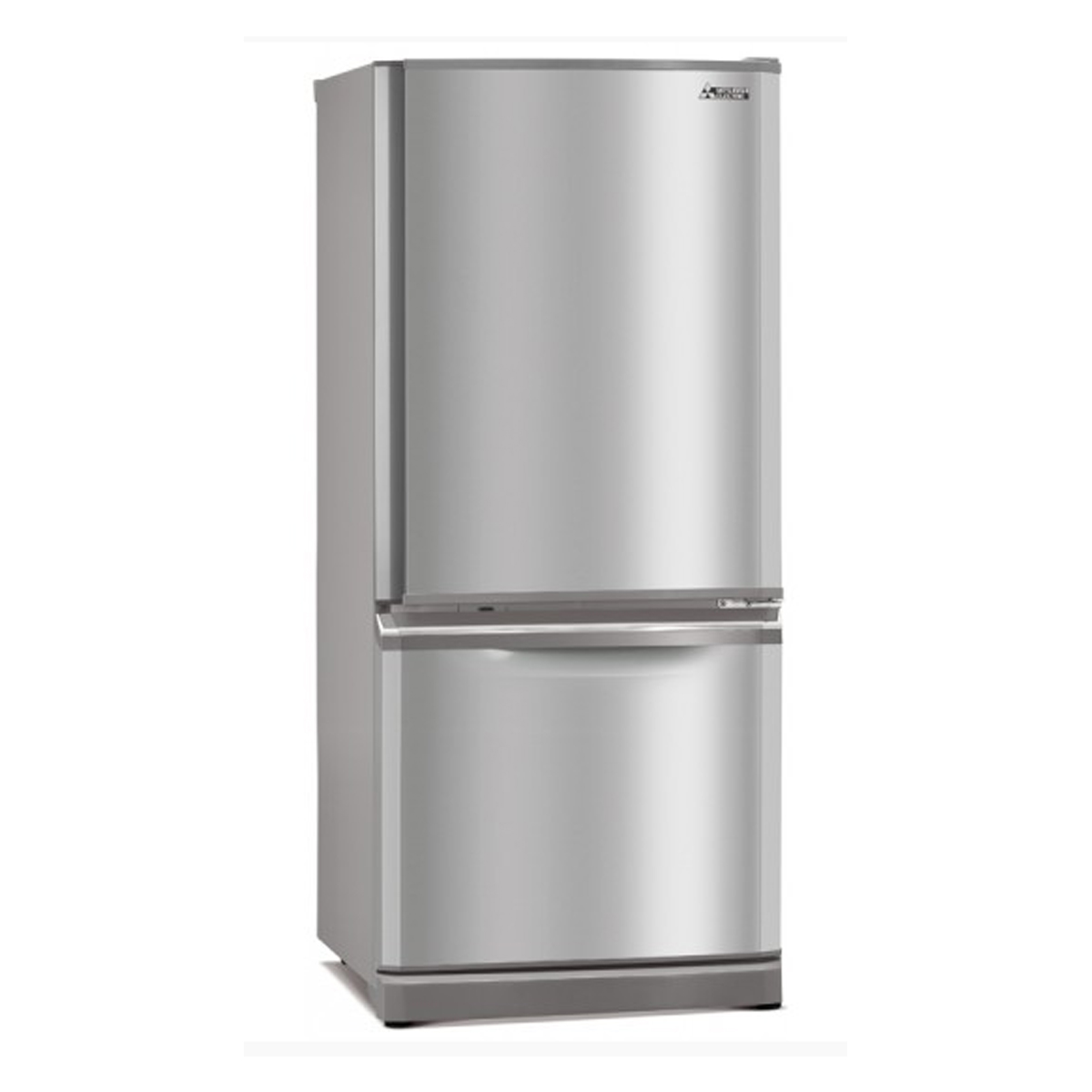 Mitsubishi MR-BF390C-ST-A 390 Litre Stainless Steel Bottom Mount Fridge