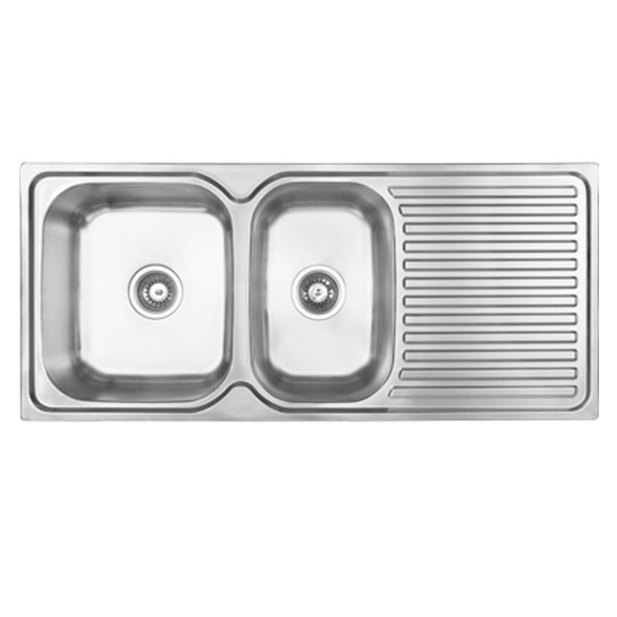 Abey PR180R 18/10 Stainless Steel Kitchen Sink