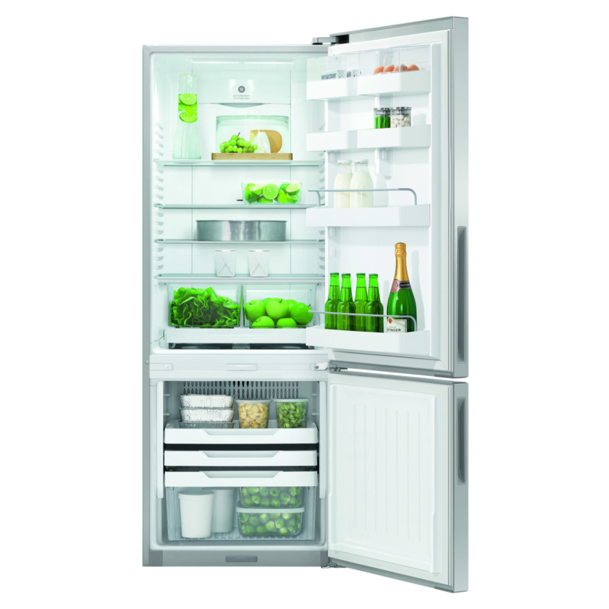 Fisher & Paykel RF402BRYX6 403Litres Bottom Mount Fridge 59244