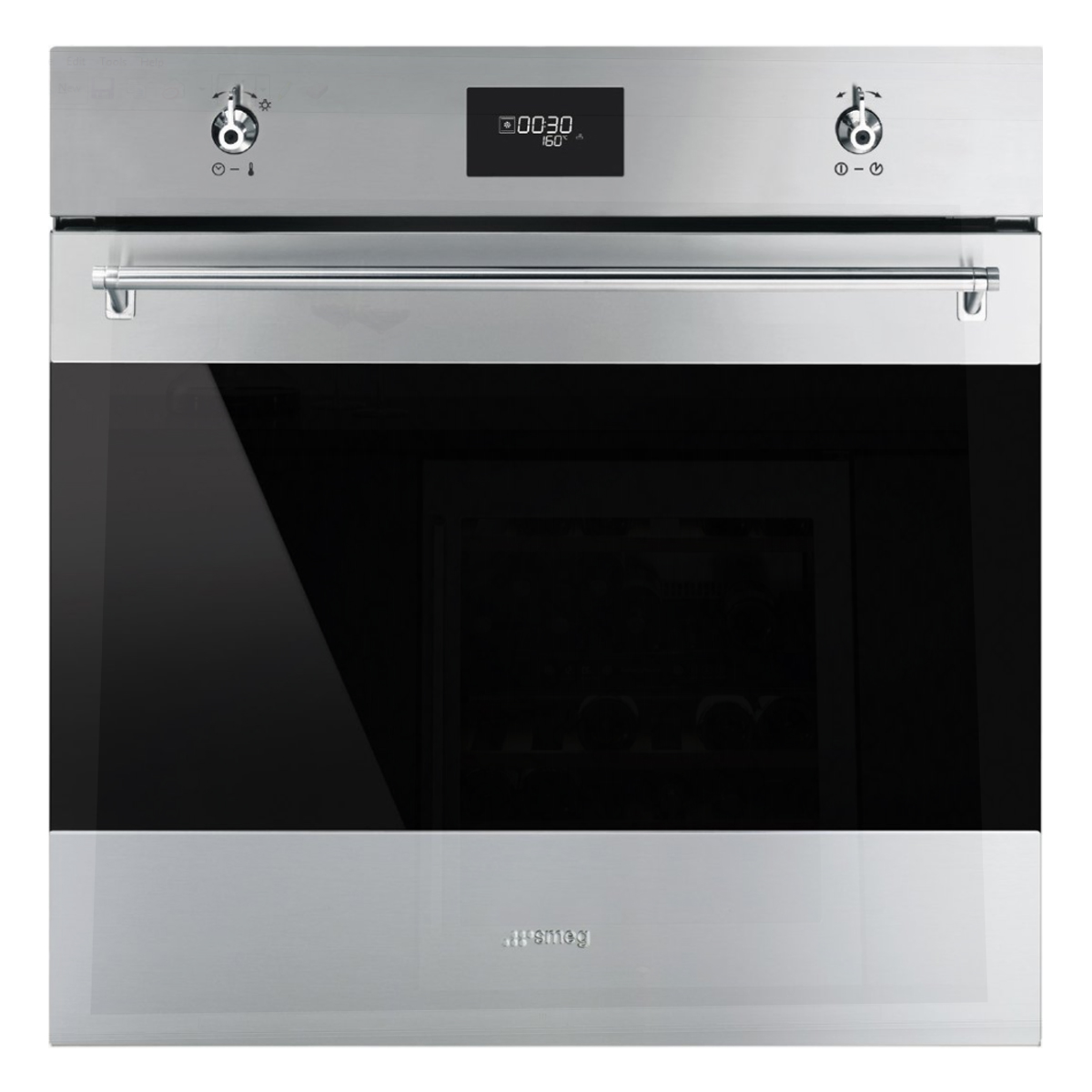 Smeg SFA6309X 60cm Electric Built-In Oven 59315