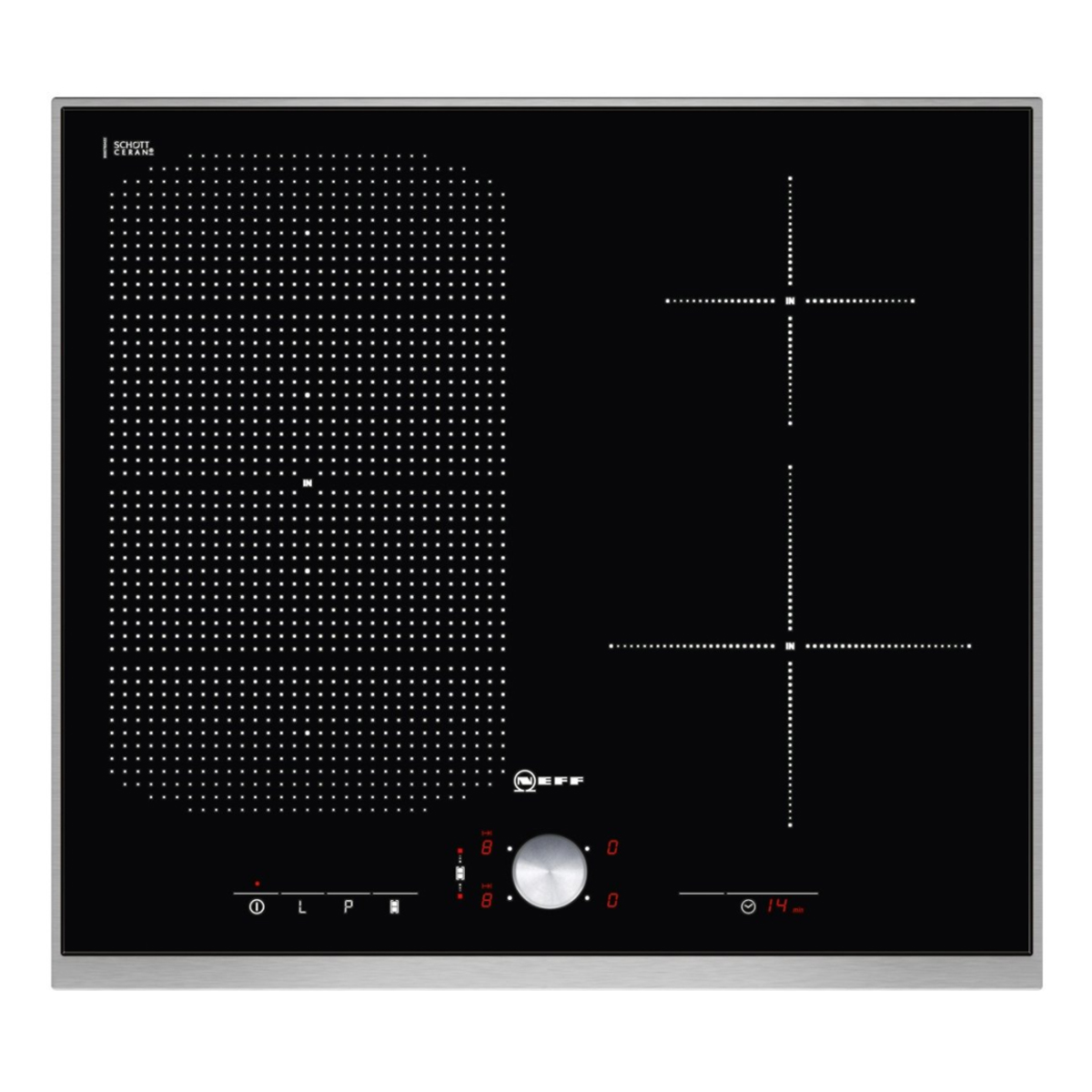 Neff T54T53N2 Induction Cooktop 66944