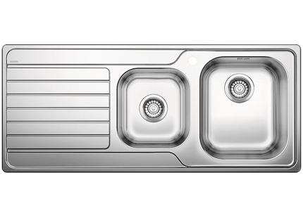 Blanco DINAS BHDINAS8SRPP Stainless Steel Sink Pack