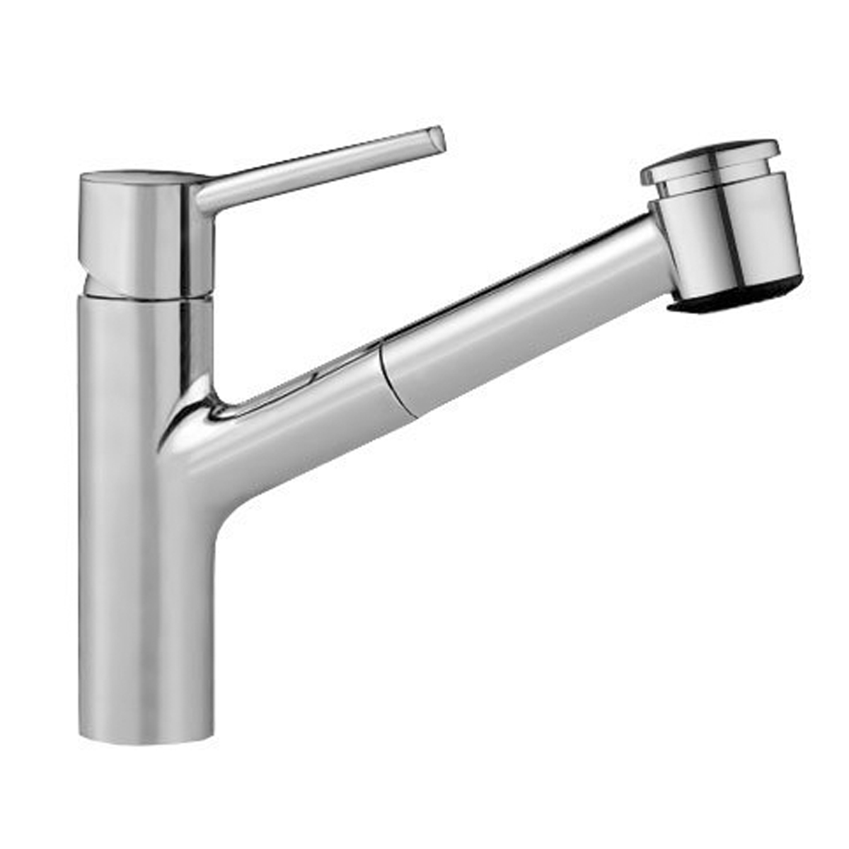KWC 10211033CH Chrome Pull out Tap