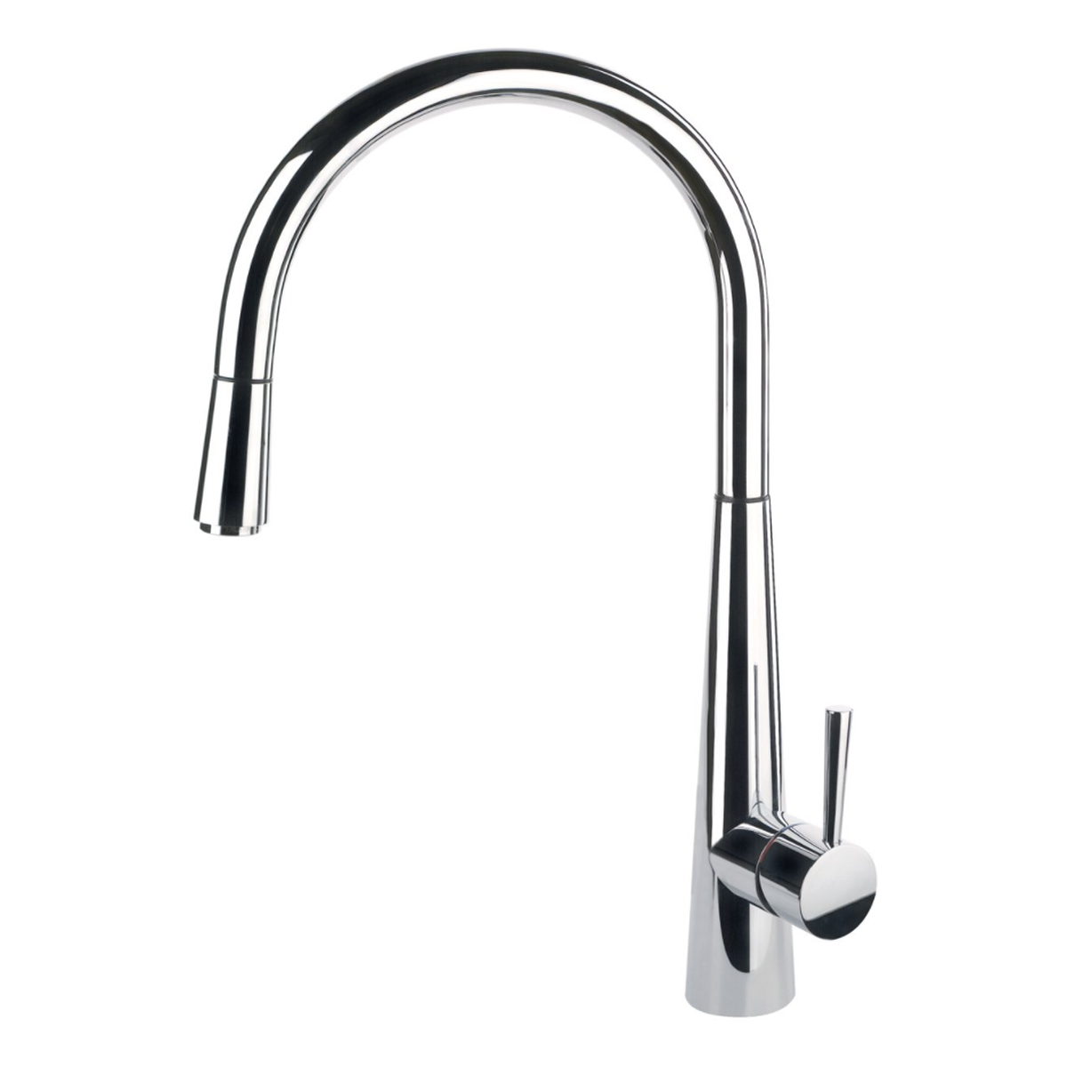 Gessi 20577 Just Sink Kitchen Mixer with Pull-Out Tap