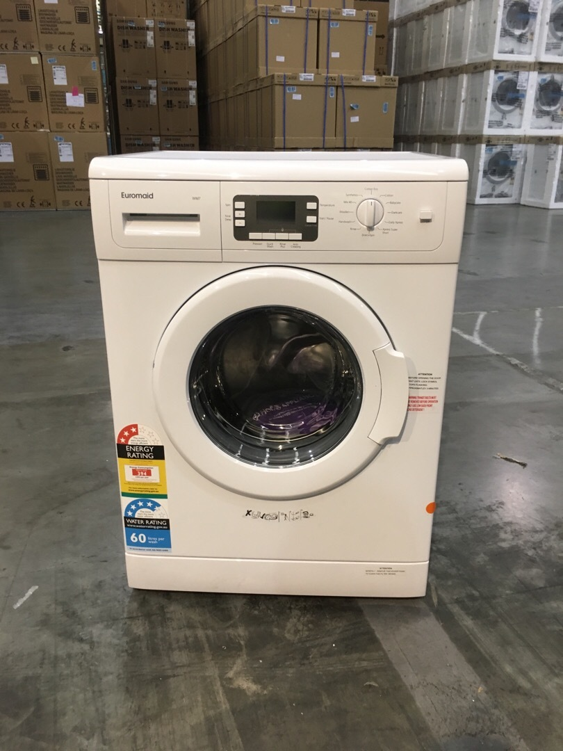 Euromaid WM7 7kg Front Load Washer