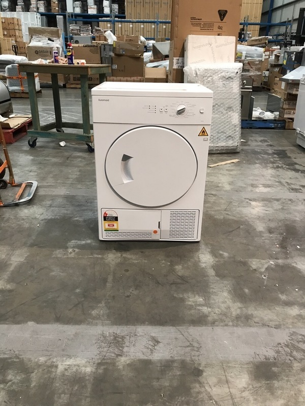Euromaid CD6KG 6kg Condenser Dryer
