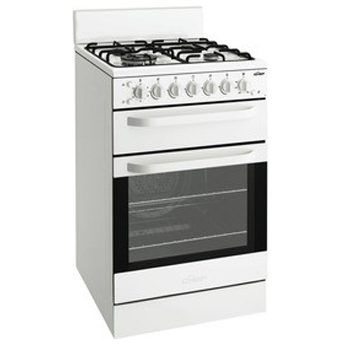 Chef CFG517WANG 54cm Freestanding Gas Oven