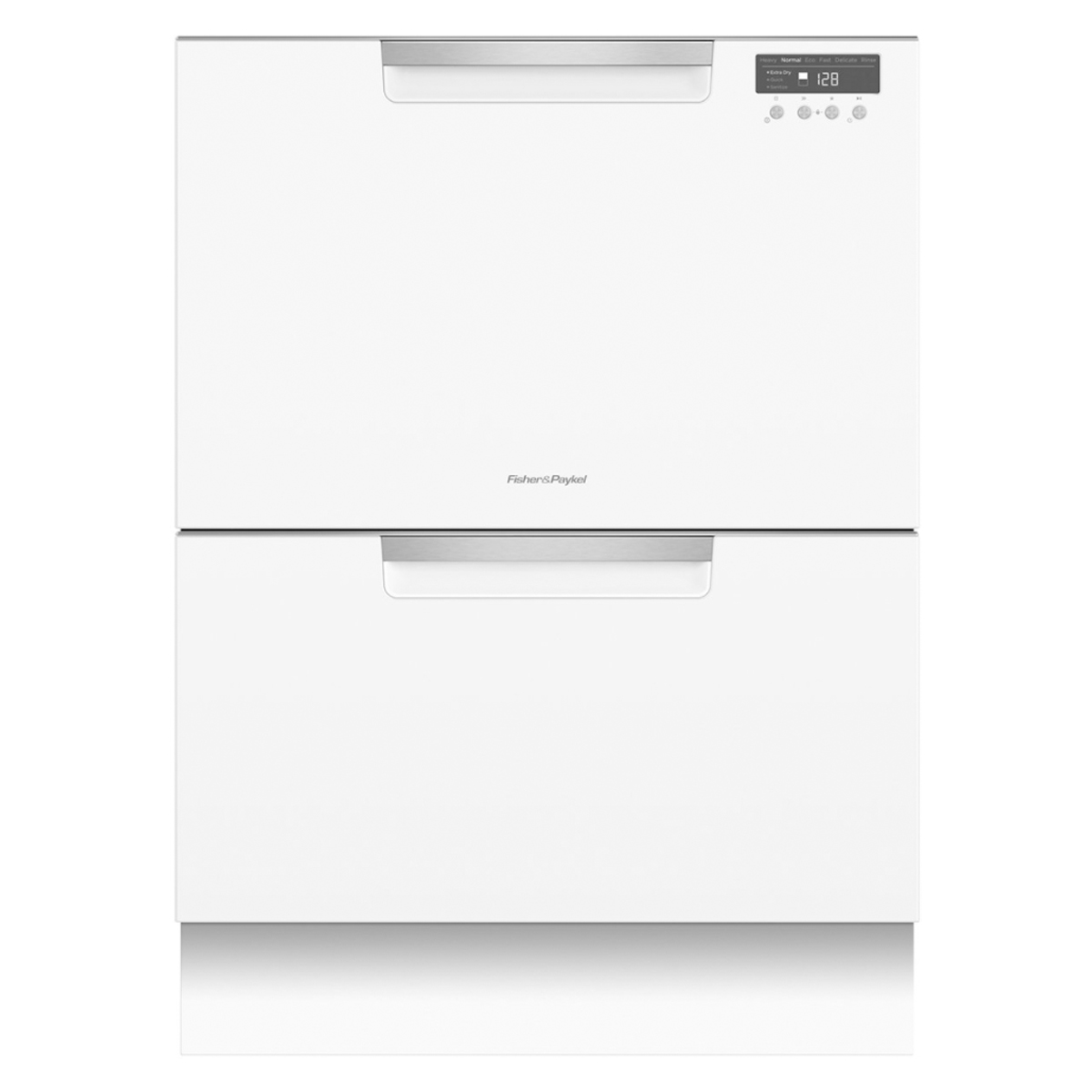 Fisher & Paykel DD60DCW9 Double DishDrawer