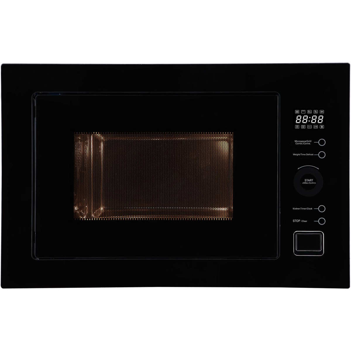 Esatto MC25BF 25L Convection Built-in Microwave Oven 900W