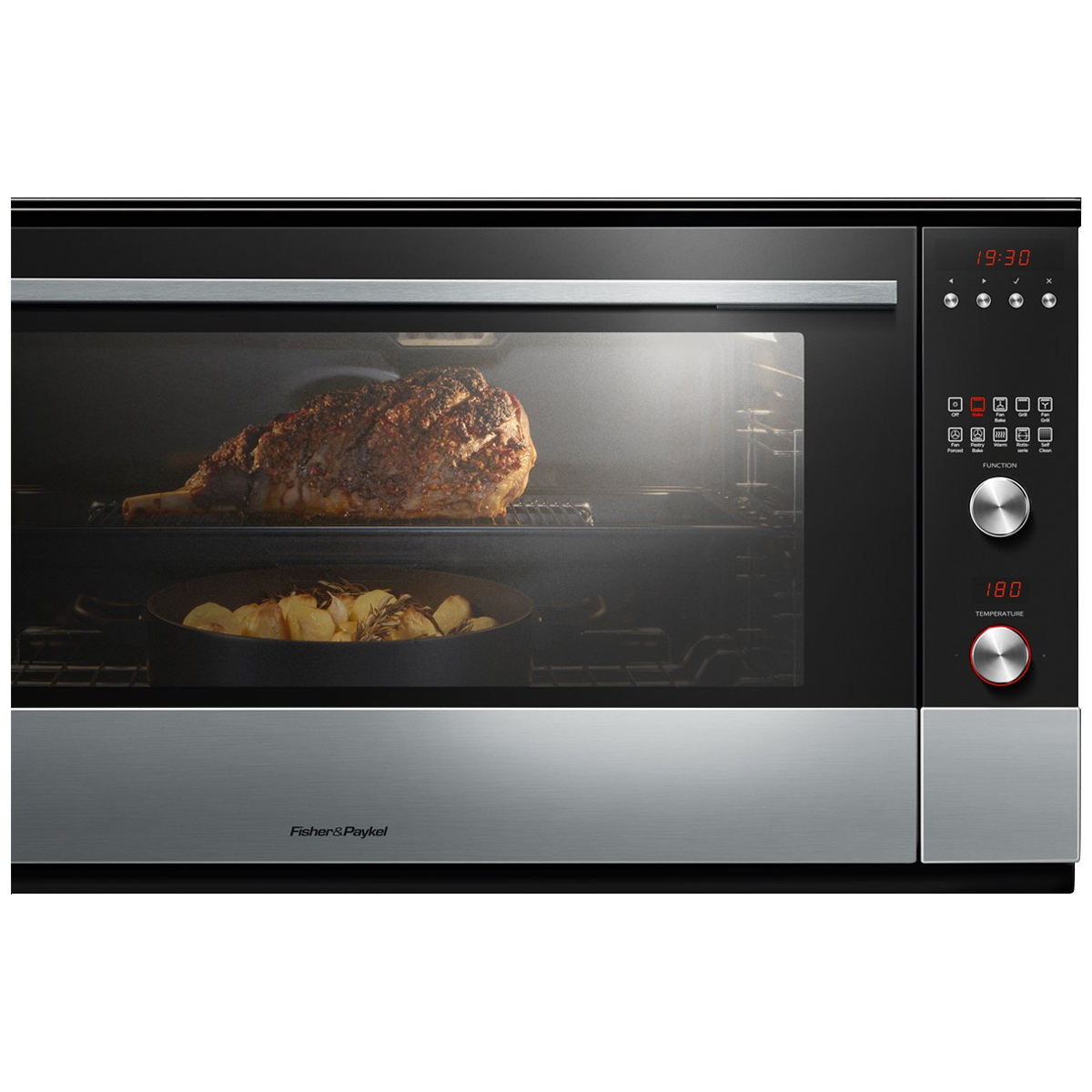 Fisher Amp Paykel Ob90s9mepx3 900mm 90cm Electric Built In