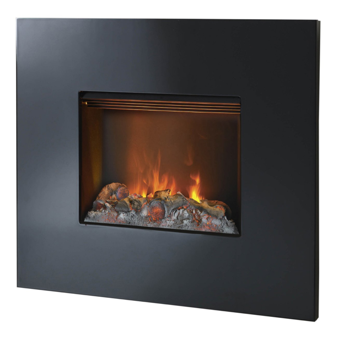 Dimplex PEMBERLEY Wall Mounted Electric Fire Heater