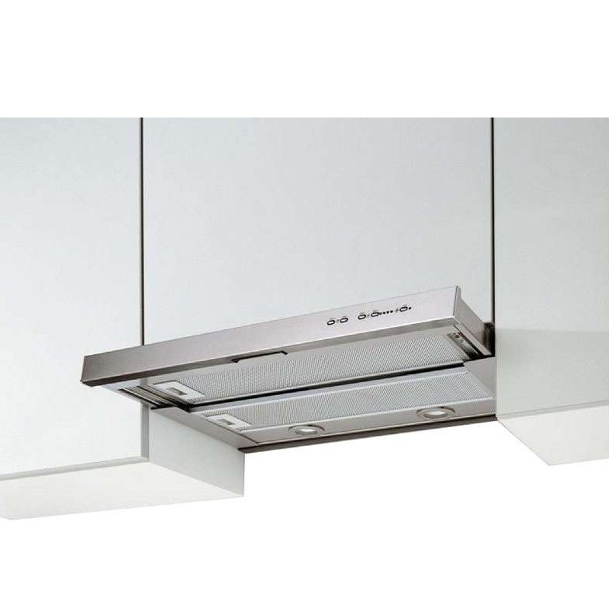Smeg SA5502X90 Stainless Steel 90cm Slide Out Rangehood