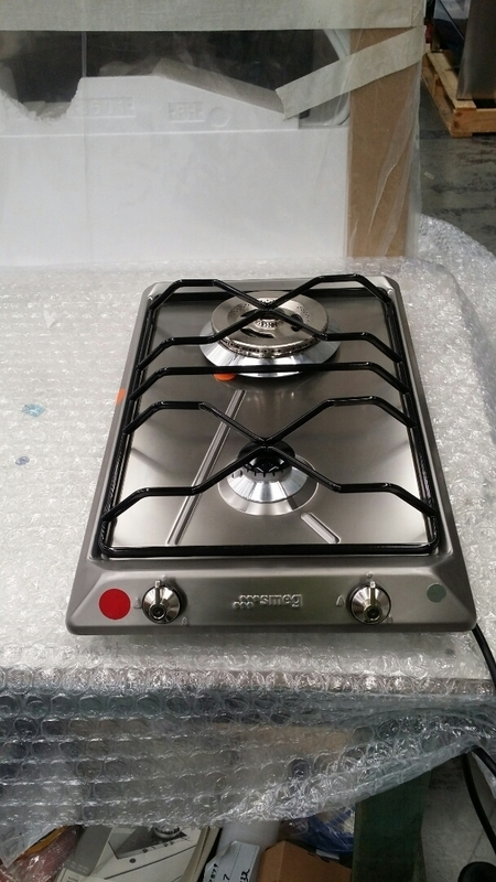 Smeg SARV532X 30cm Domino Gas Cooktop