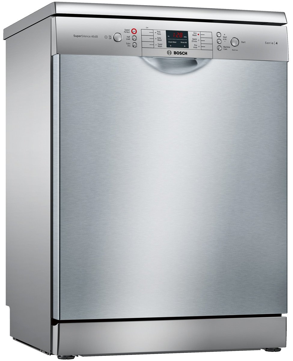 bosch sms46gi01a serie 4 freestanding dishwasher up to. Black Bedroom Furniture Sets. Home Design Ideas