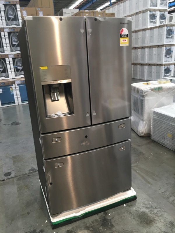 Samsung SRF680CDLS 680L French Door Fridge
