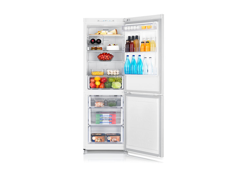 Samsung SRL349MW 350Litres Bottom Mount Fridge 66753