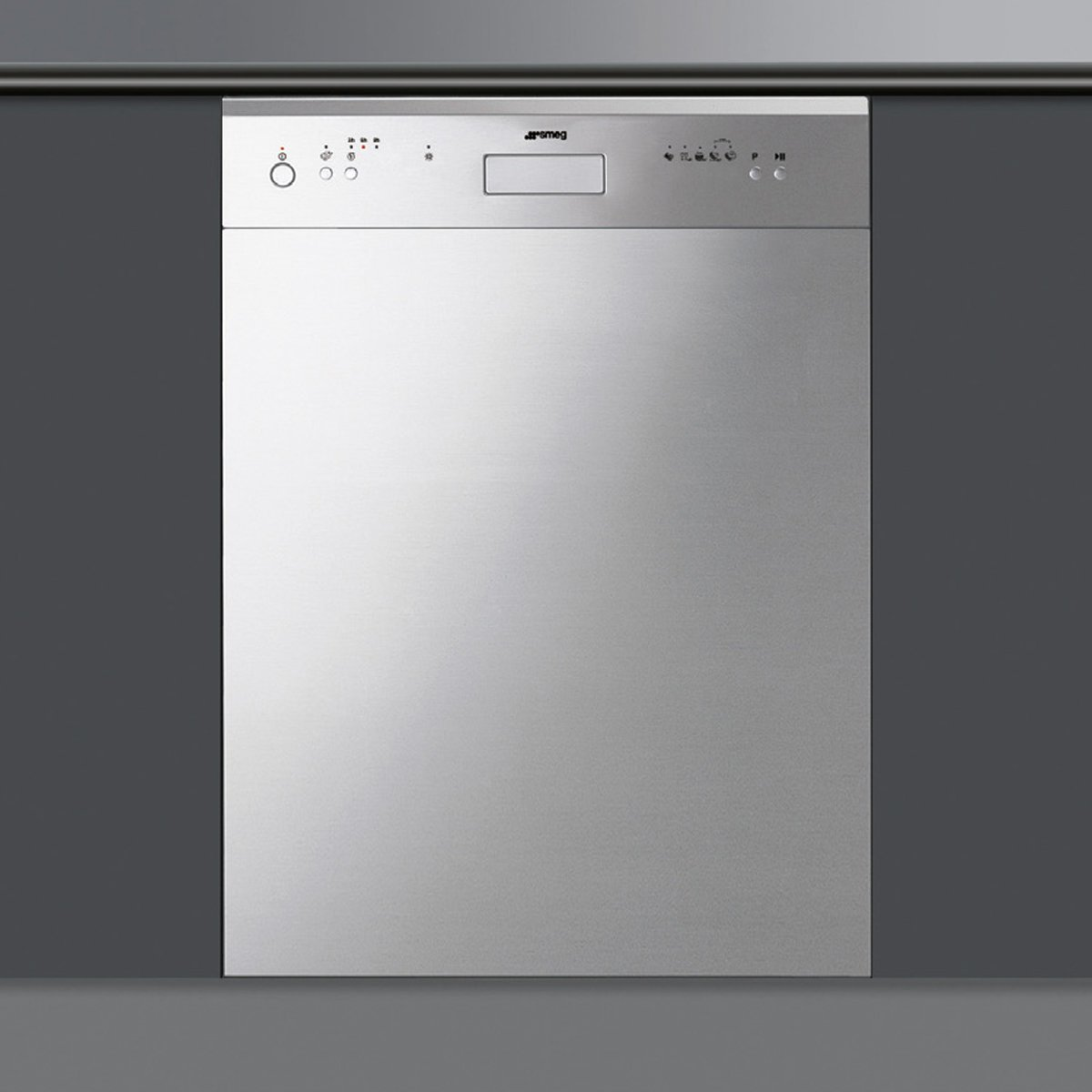 Smeg DWAU157XT Underbench Dishwasher