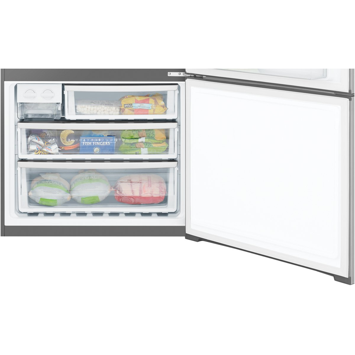 Westinghouse WBE5300SARH 528Litres Bottom Mount Fridge 79562