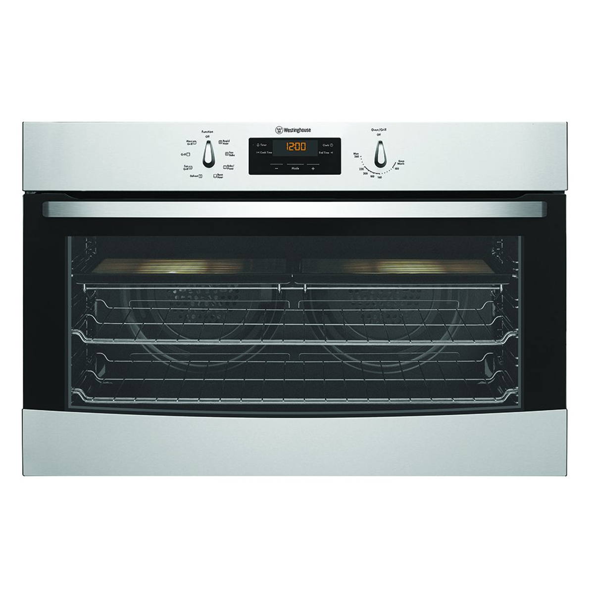 Westinghouse WVE914SB 90cm Electric Built-In Oven