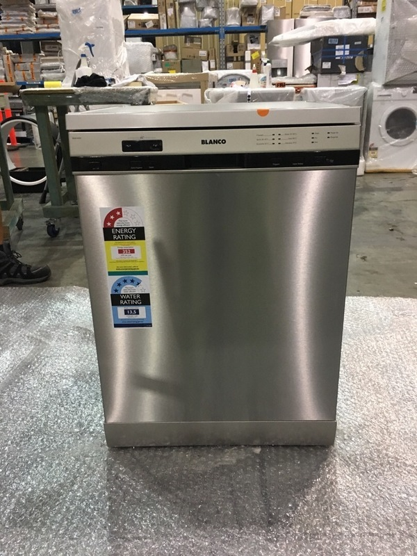 Blanco 60cm Freestanding Dishwasher BDW3456X