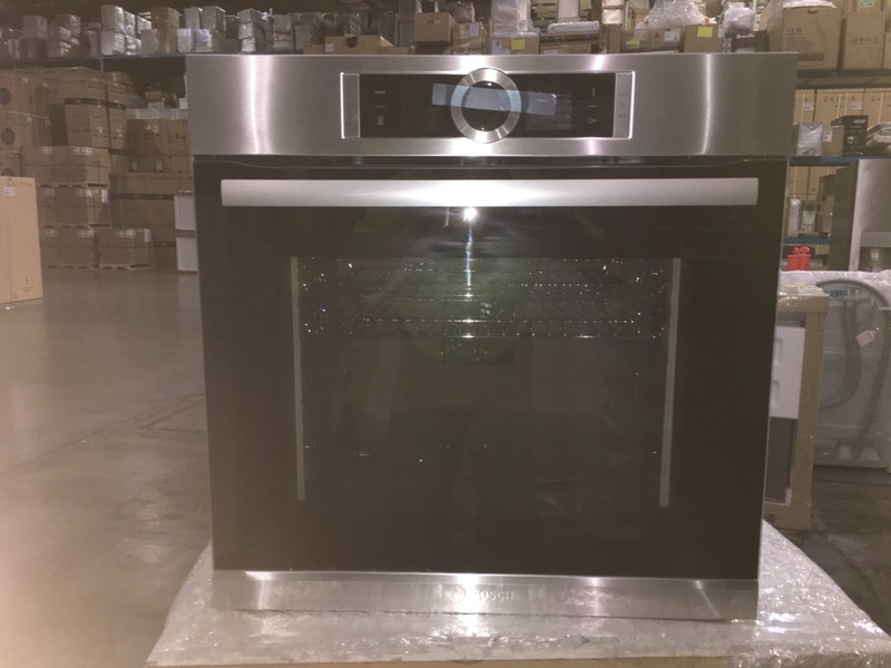 Bosch 60cm Stainless Steel Built In Electric Oven HBG6767S1A