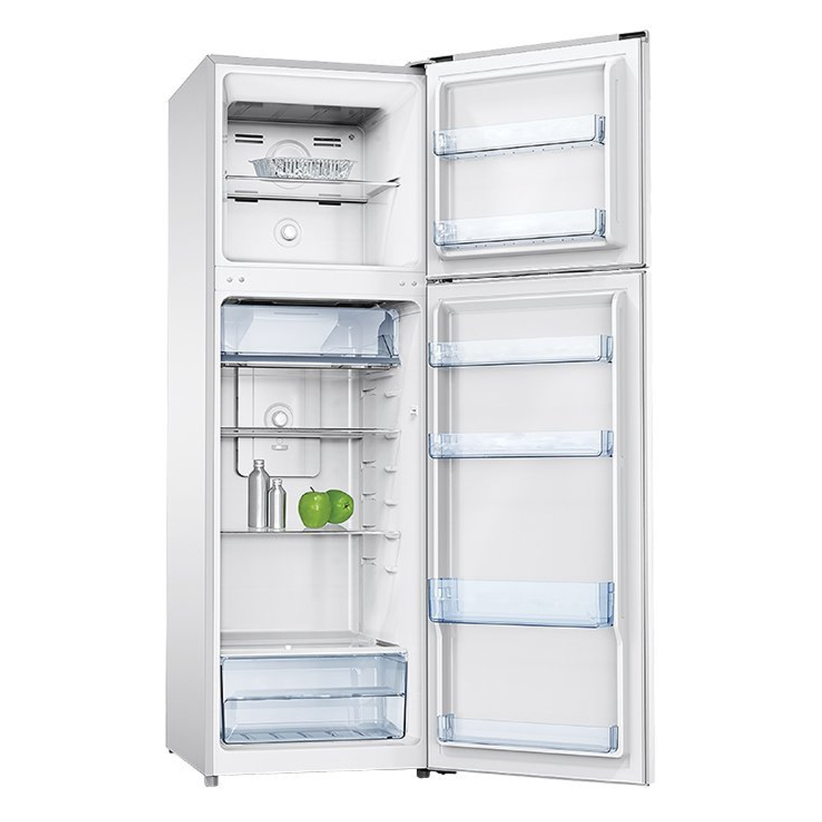 Lemair LTM268W 268Litres Top Mount Fridge 81996
