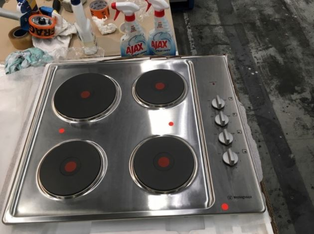 Westinghouse PHP255S Electric Cooktop