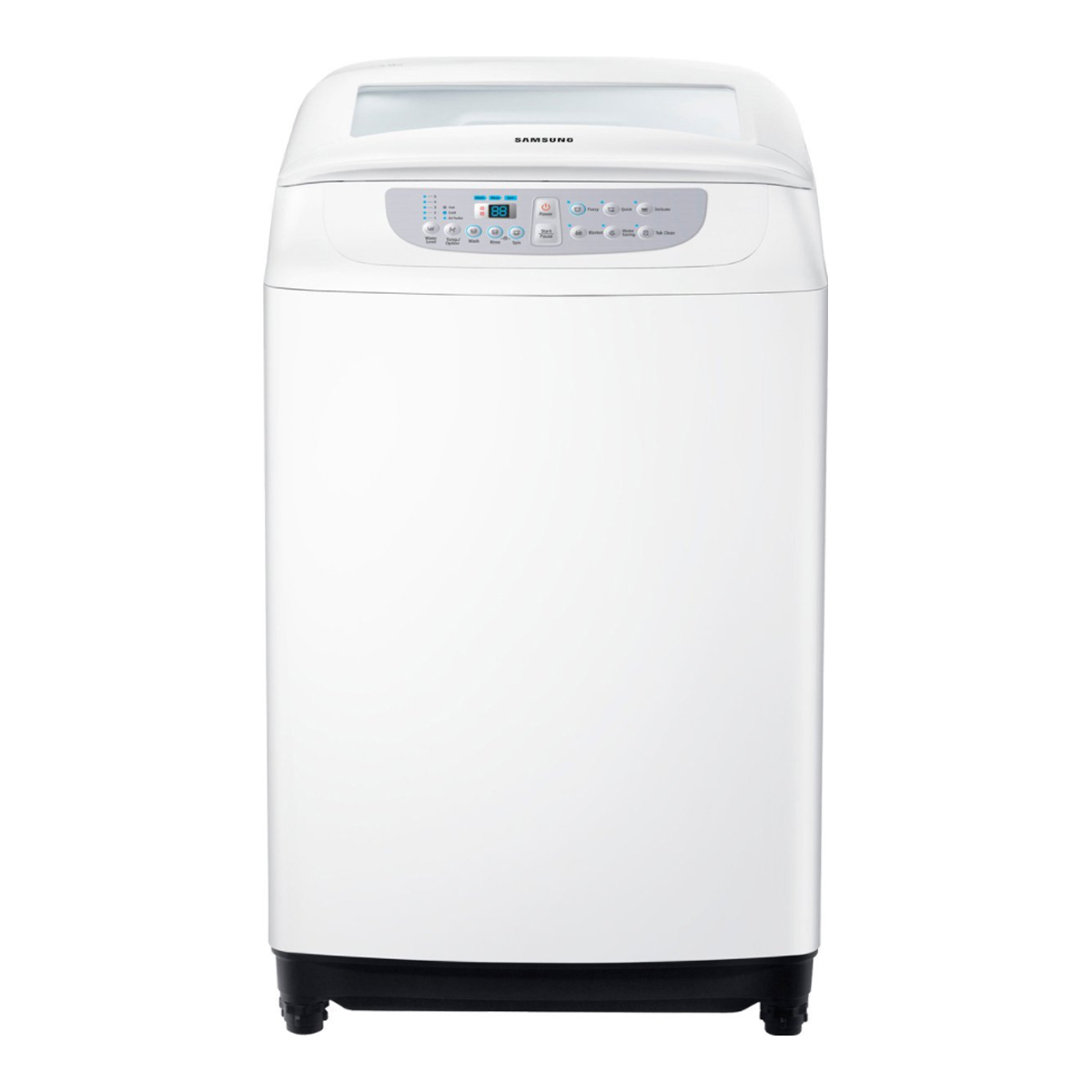 Samsung WA65F5S2URW 6.5kg Top Load Washing Machine