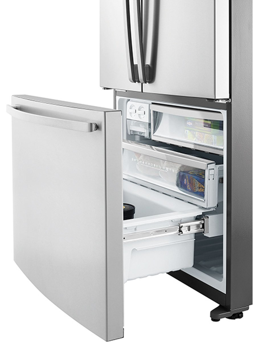 Westinghouse WHE6000SA 605Litres French Door Fridge 82897