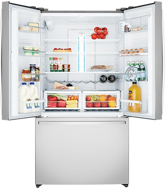 Westinghouse WHE6060SA 605Litres French Door Fridge 82835