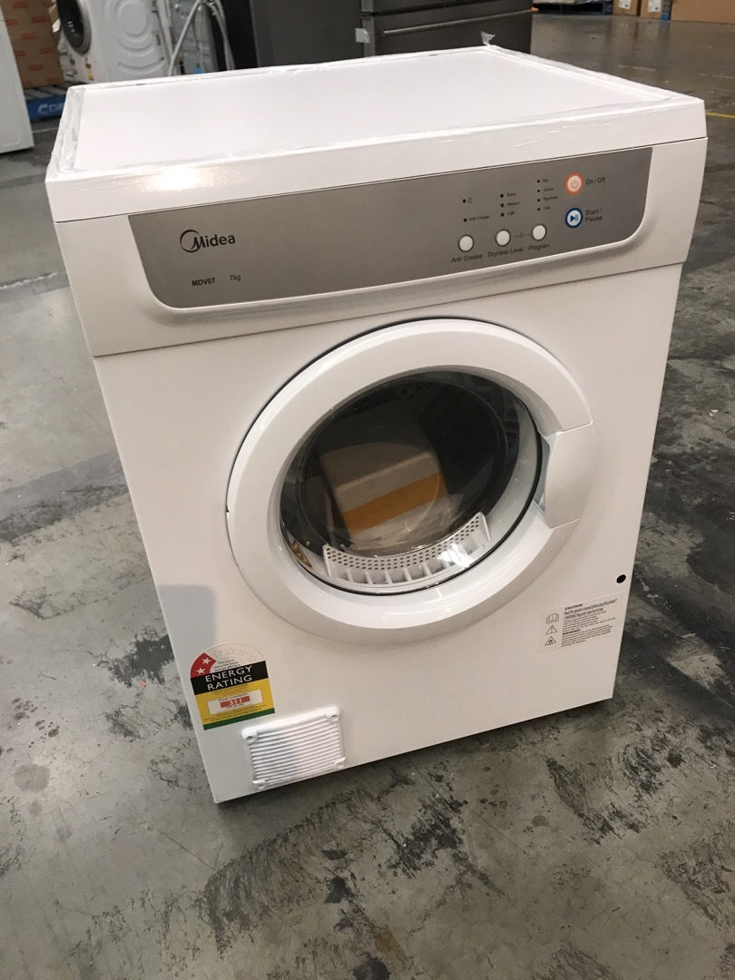 Midea MDV07 7kg Vented Dryer