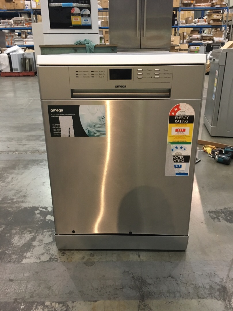 Omega ODW702XB Freestanding Dishwasher
