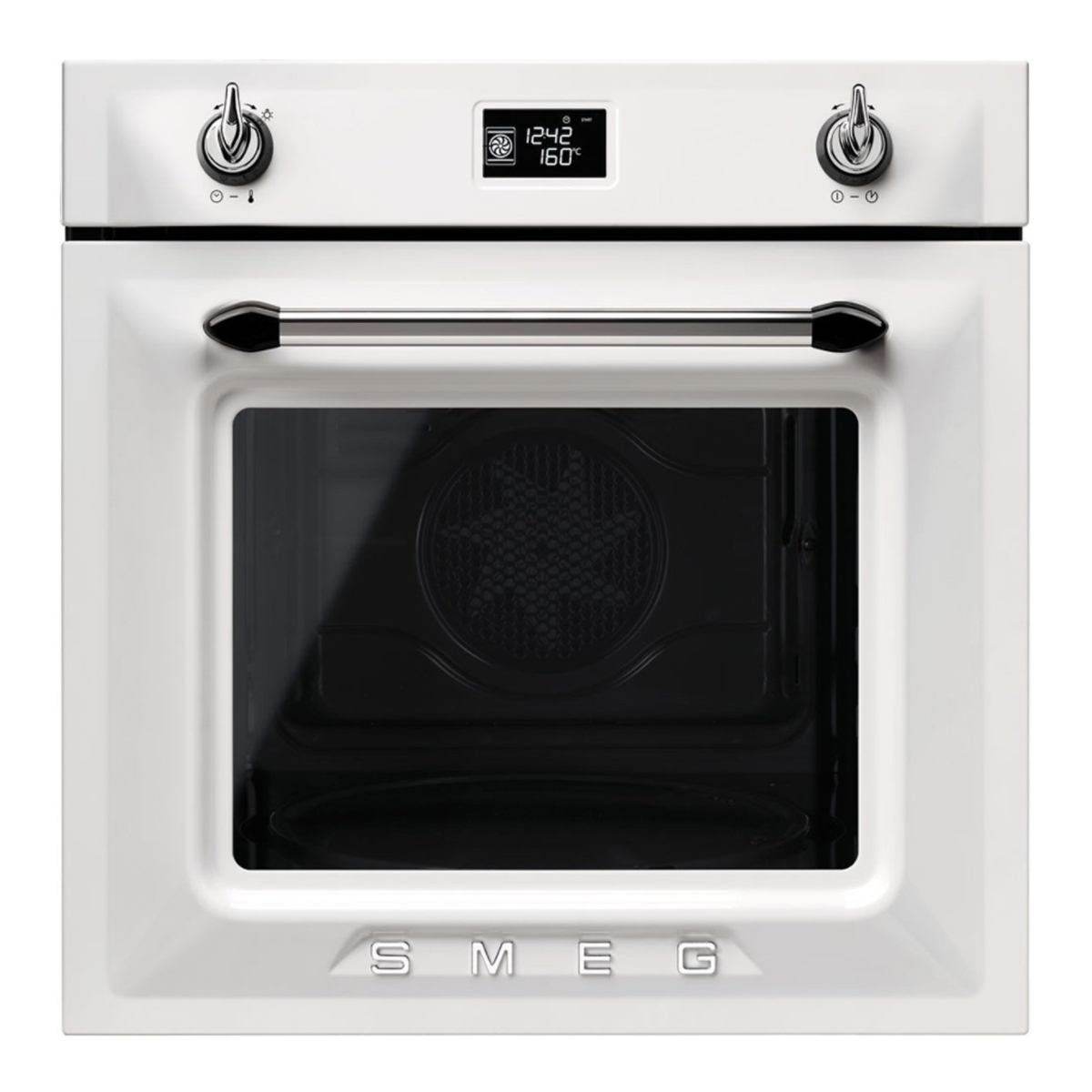 Smeg SFPA6925B Victoria Aesthetic Pyrolytic Built-In Oven