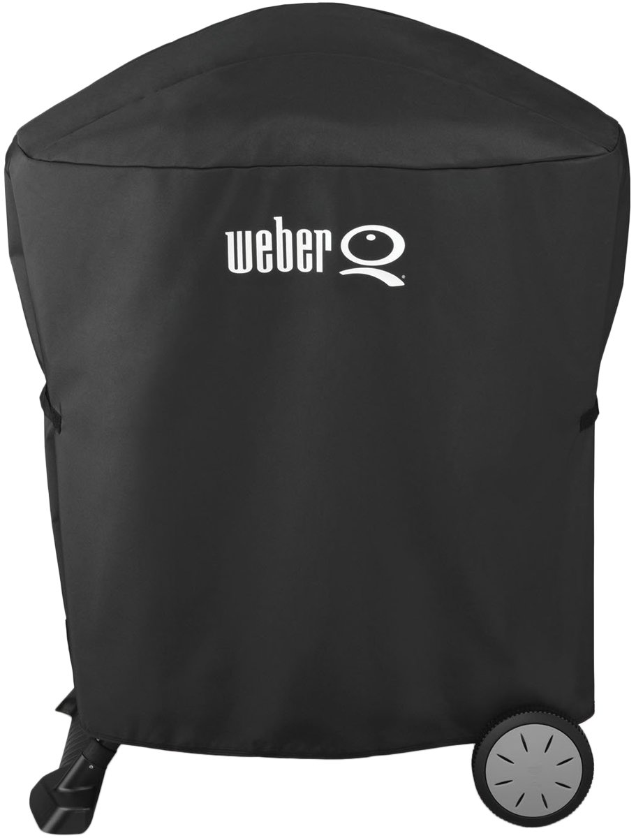 how to clean weber grill cover