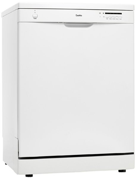 Esatto EDW6W Freestanding Dishwasher 110318