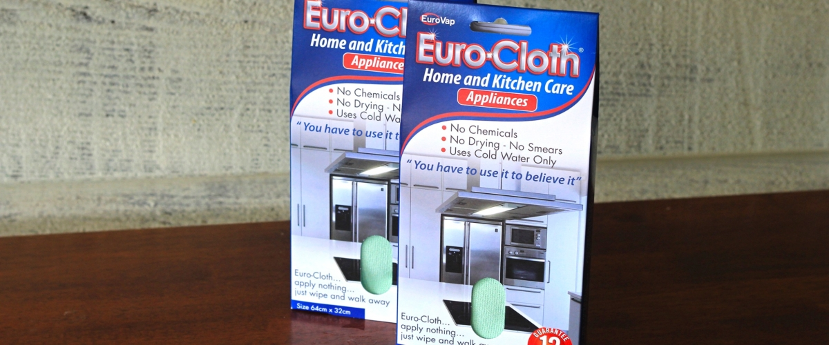 EuroVap EURO-CLOTH Home & Kitchen Care Multi Purpose Cloth