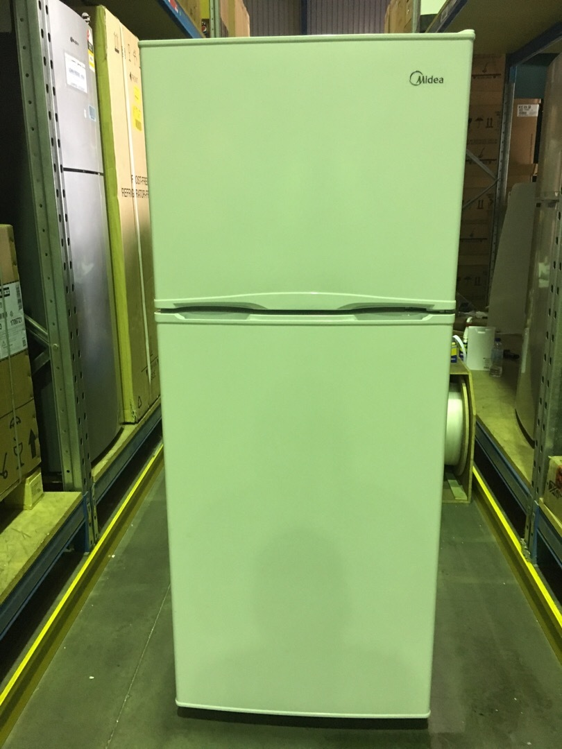 Midea MTM292W 292L Top Mount Fridge