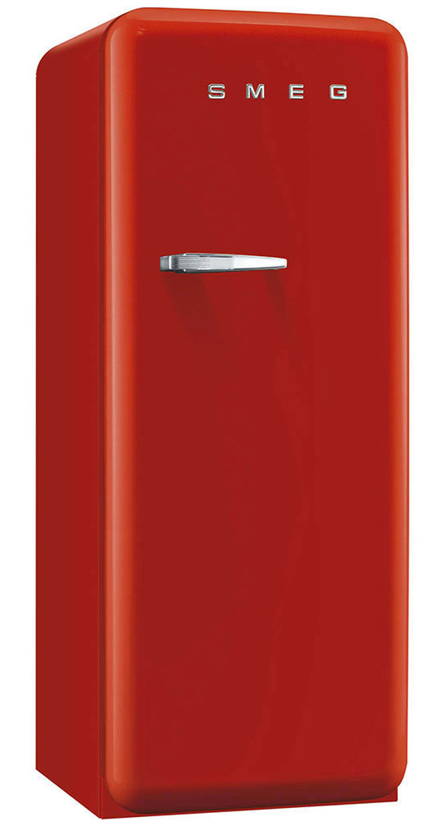 Smeg FAB28RRA1 256L 50's Retro Style Aesthetic Top Mount Fridge