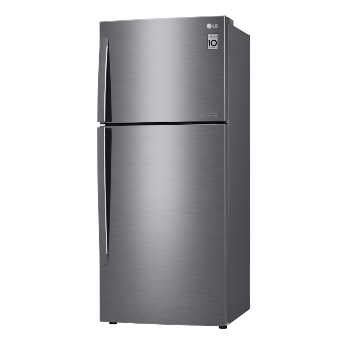 LG GT-442SDC 441Litres Top Mount Fridge with Door Cooling 116804