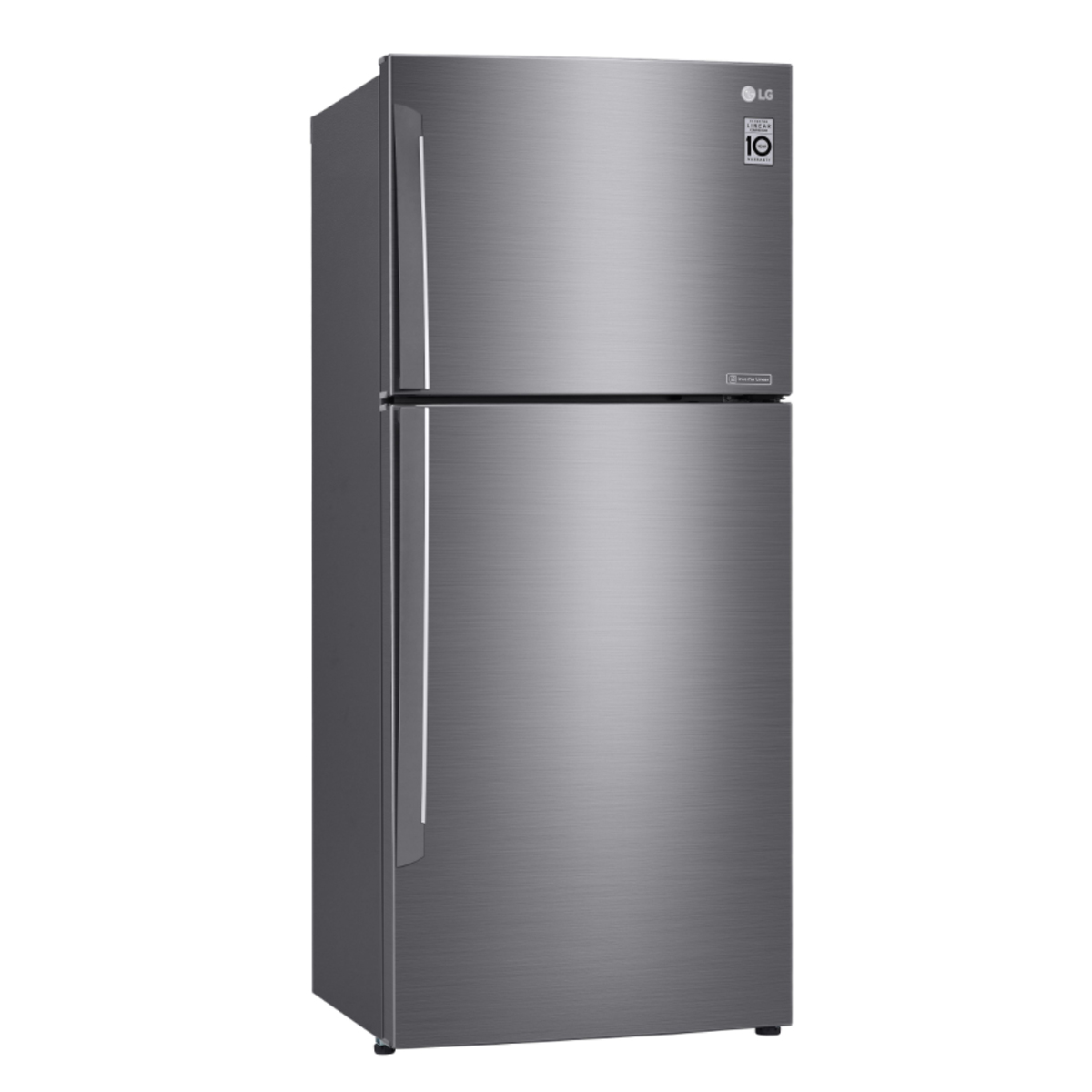 LG GT-442SDC 441Litres Top Mount Fridge with Door Cooling 116805