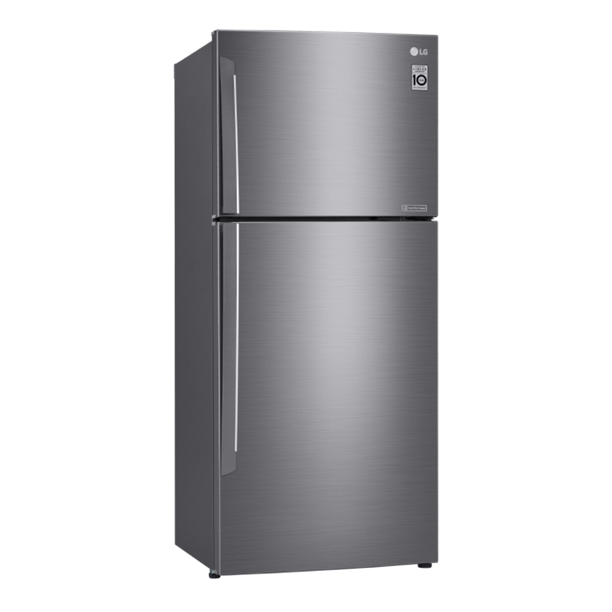 LG GT-442SDC 441Litres Top Mount Fridge with Door Cooling 116806