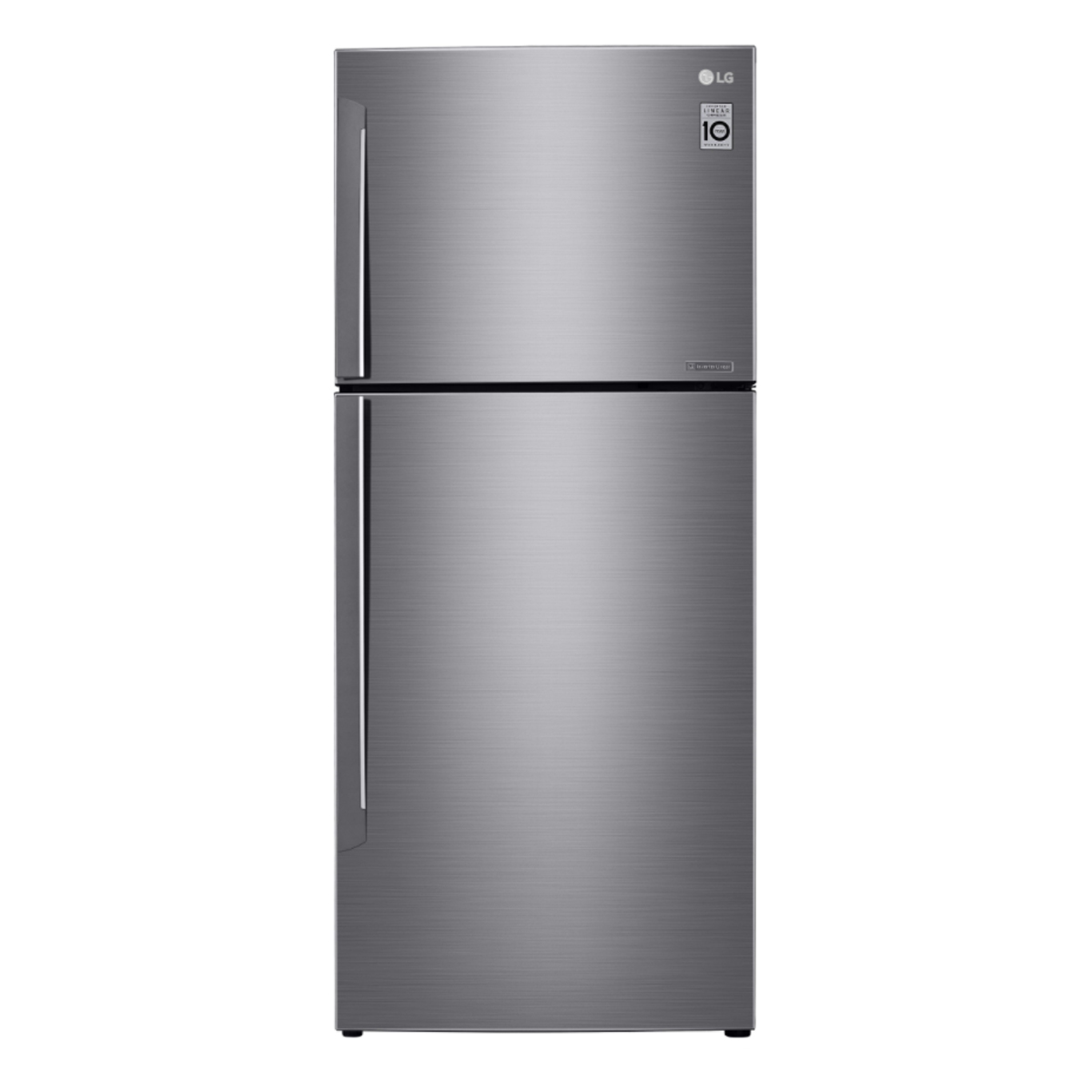 LG GT-442SDC 441Litres Top Mount Fridge with Door Cooling 116803