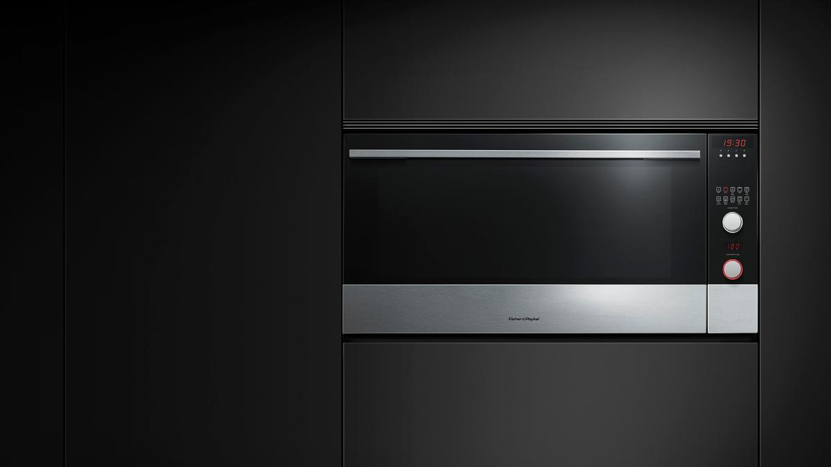 Fisher & Paykel OB90S9MEPX1 Electric Wall Oven 124385